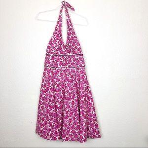 Lilly Pulitzer Willa Vanilla Halter Top Dress